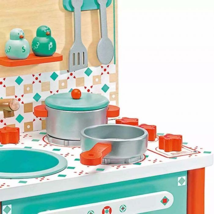 La cocina de Leo Djeco DJ06626