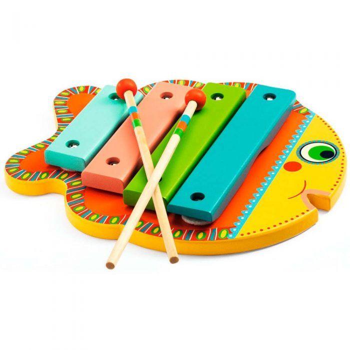 Xilófono de madera Animambo Djeco DJ06001
