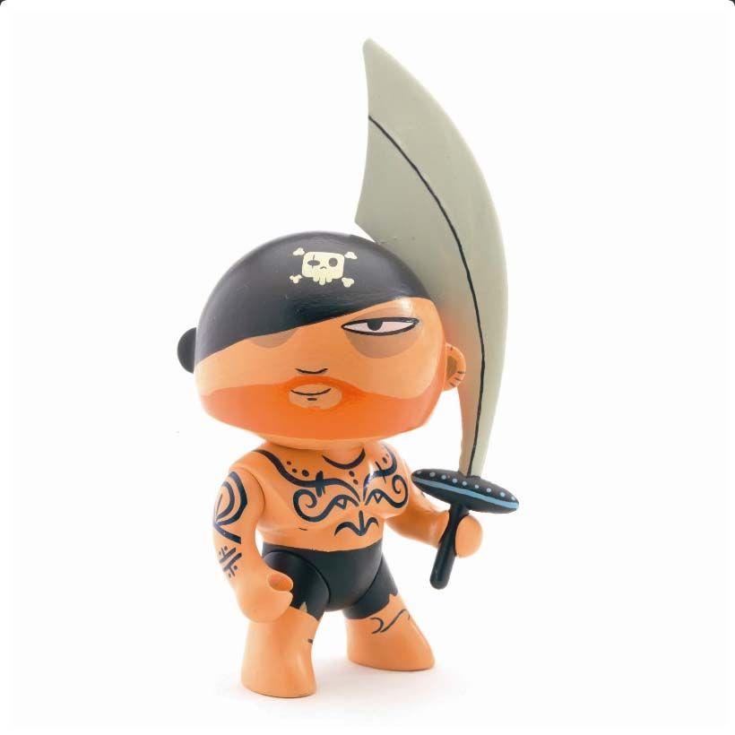 Djecco Arty Toys Pirates - Tatoo DJ06804