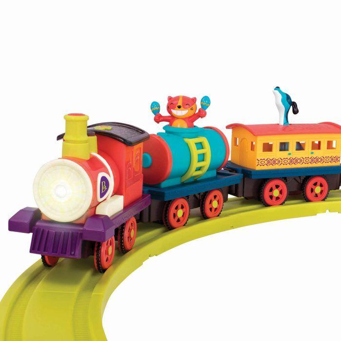 Tren Critter Express