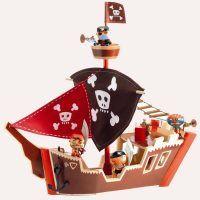 Djeco Arty Toys Barco Pirata DJ06830