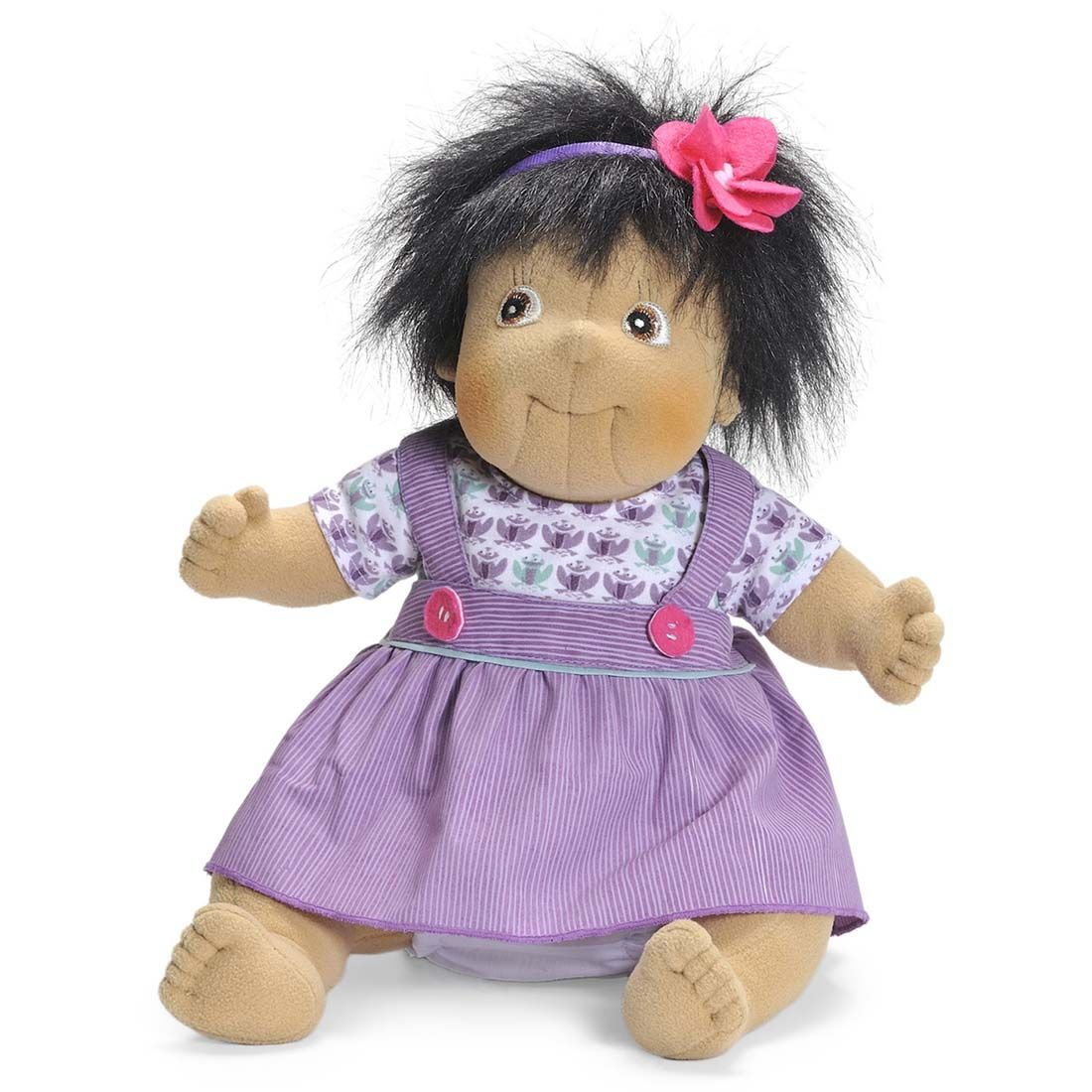 Muñeca Rubens Barn Little maria